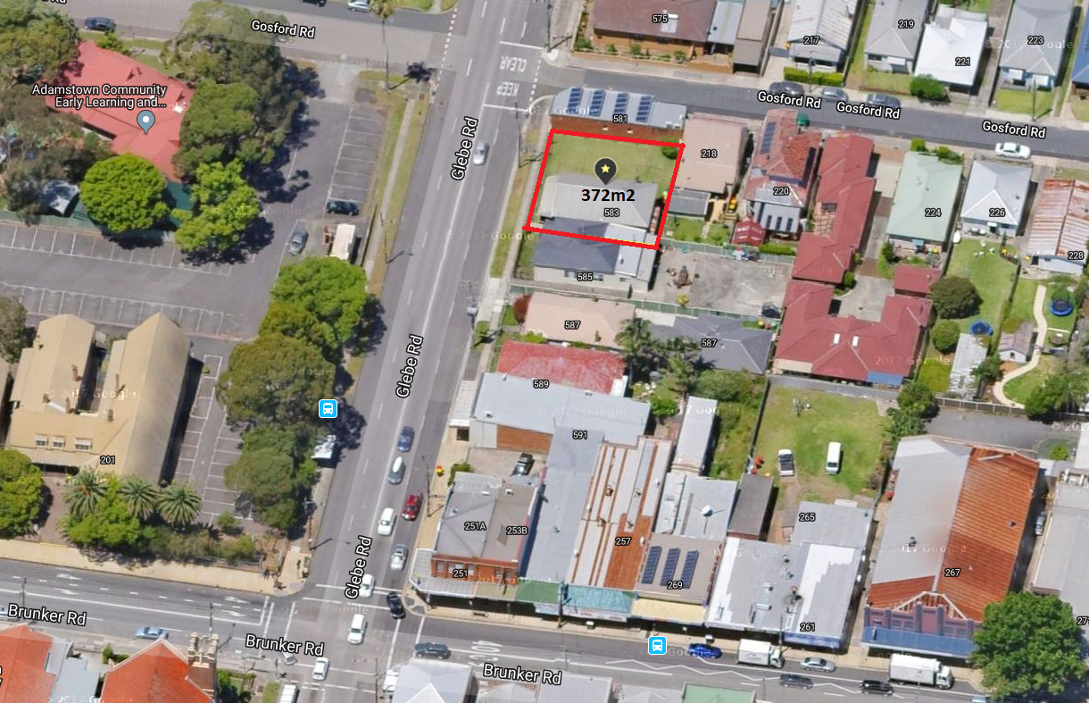 HIGHLY EXPOSED COMMERCIAL/RESIDENTIAL DEVELOPMENT OPPORTUNITY
