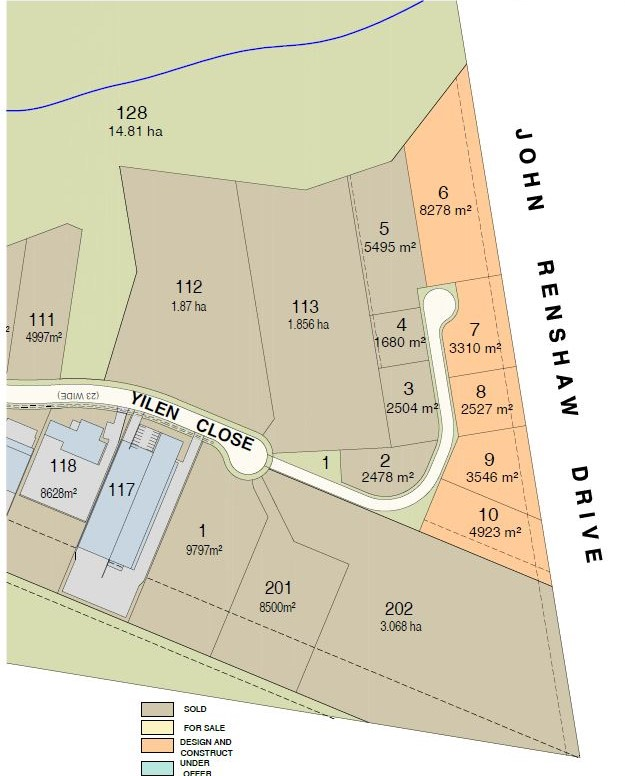 LOOKING FOR RARE INDUSTRIAL LAND IN THE HUNTER??